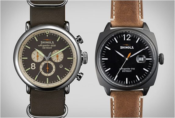 Shinola Watches | Image