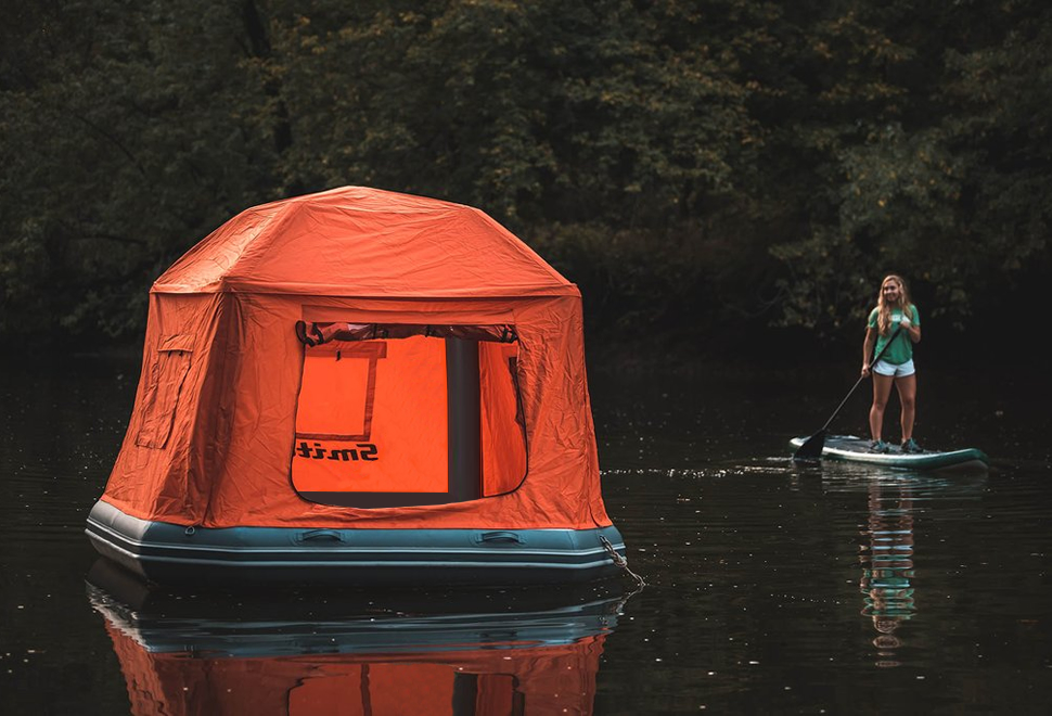 Shoal Floating Tent | Image