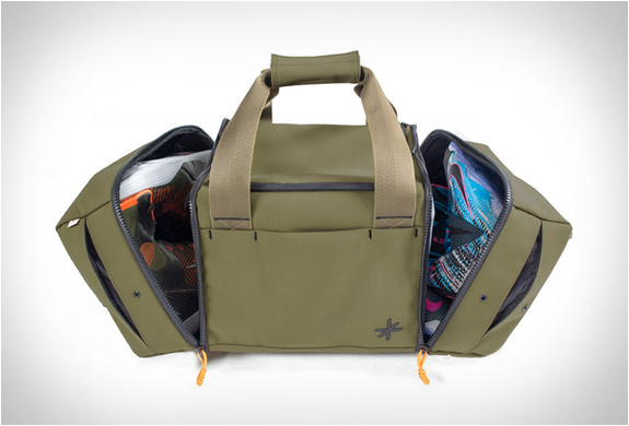 SHRINE SNEAKER DUFFEL | Image