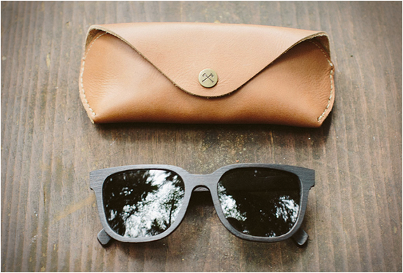 Prescott Sunglasses | By Shwood | Image