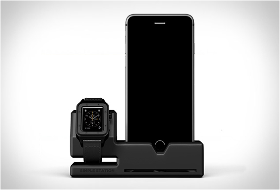 SIMPLE STATION DOCK | Image