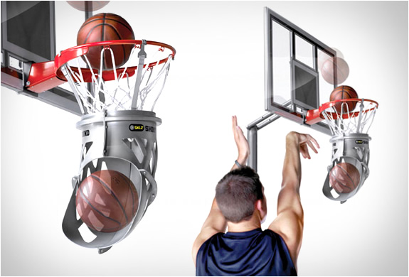 BASKETBALL RETURN CHUTE | Image