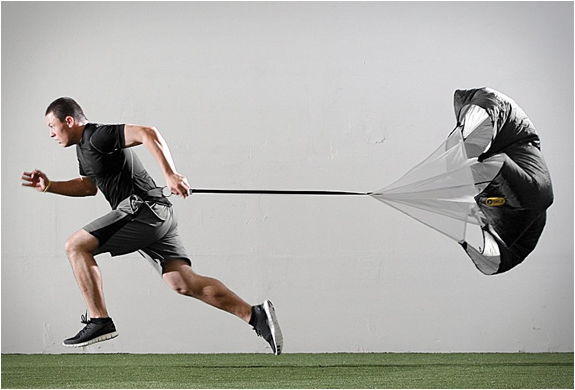 Speed Resistance Training Parachute | Image