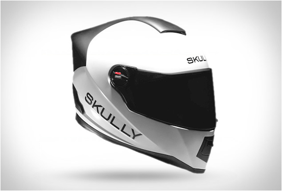 SKULLY AR-1 | SMART MOTORCYCLE HELMET | Image