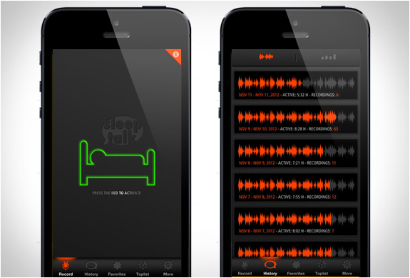 Sleep Talk Recorder | Image