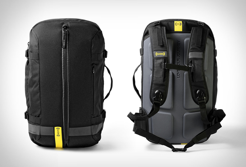 Slicks Modular Backpack | Image