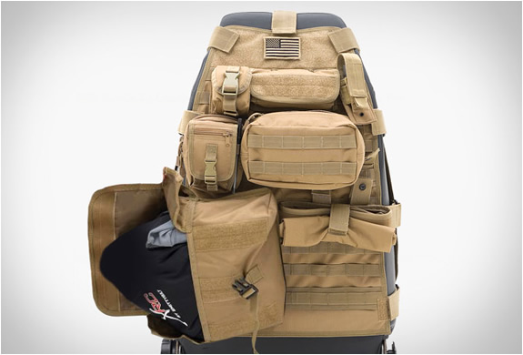 Tactical Seat Covers By Smittybilt