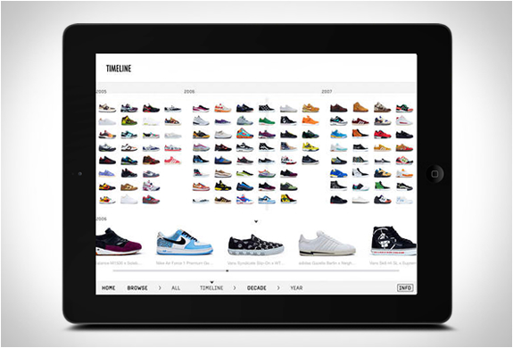 Sneakers | The Complete App | Image