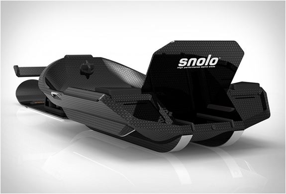 Stealth-x | By Snolo Sleds | Image