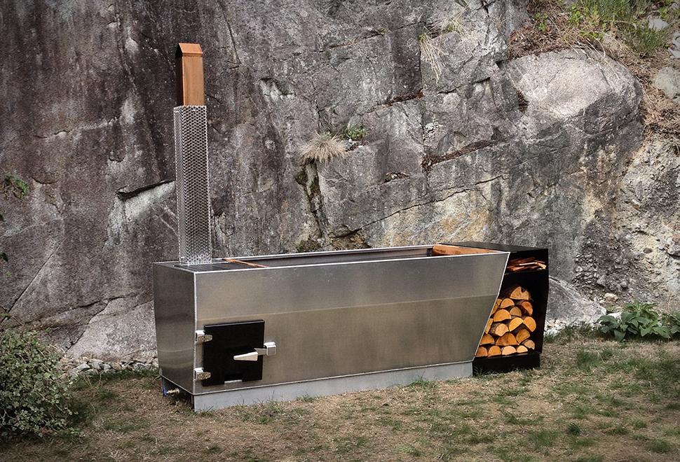 Soak Wood-Fired Hot Tub | Image