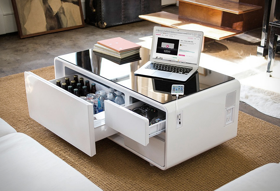SOBRO COOLER COFFEE TABLE | Image