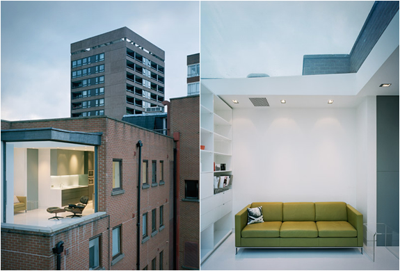 SOHO APARTMENT | BY DIVE ARCHITECTS | Image