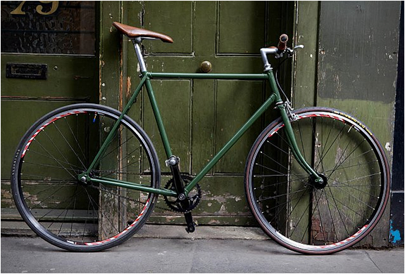 SOHO FIXED BIKES | Image