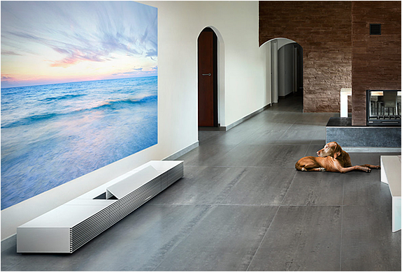 Sony 4k Ultra Short Throw Projector | Image