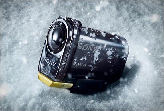 SONY ACTION CAM | Image