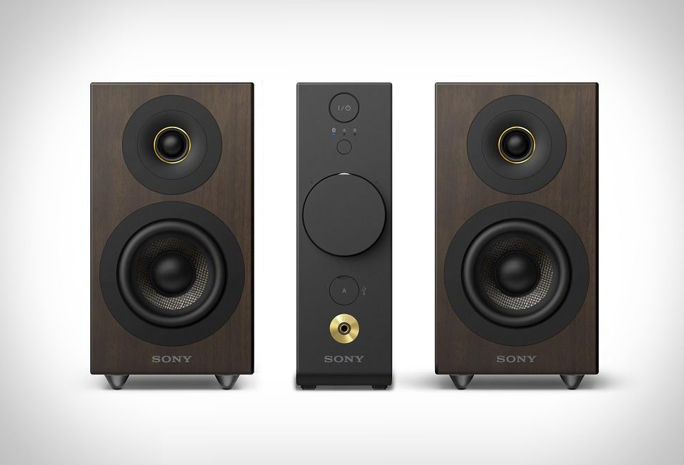 Sony CAS-1 Audio System | Image