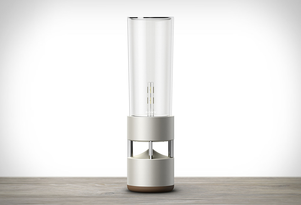 SONY GLASS SOUND SPEAKER | Image