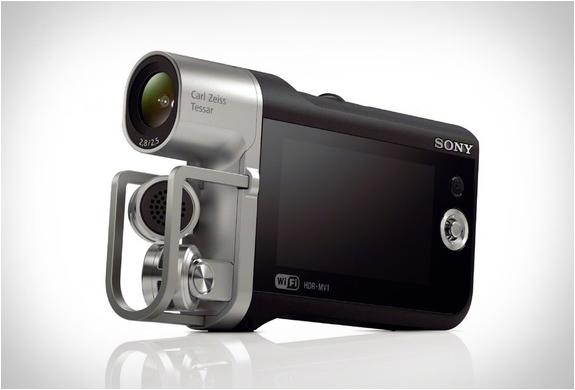 SONY HDR-MV1 | MUSIC VIDEO RECORDER | Image