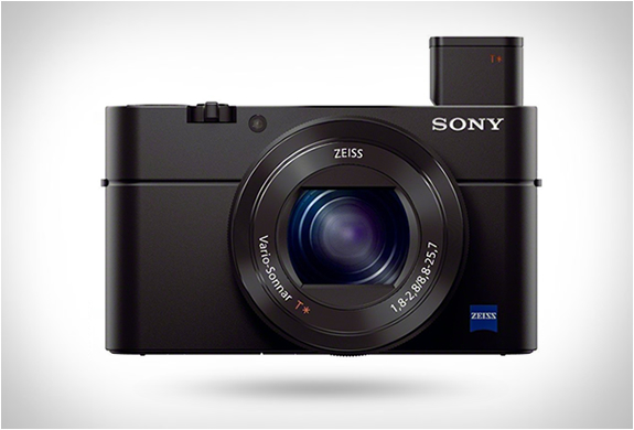 SONY RX100M3 | Image