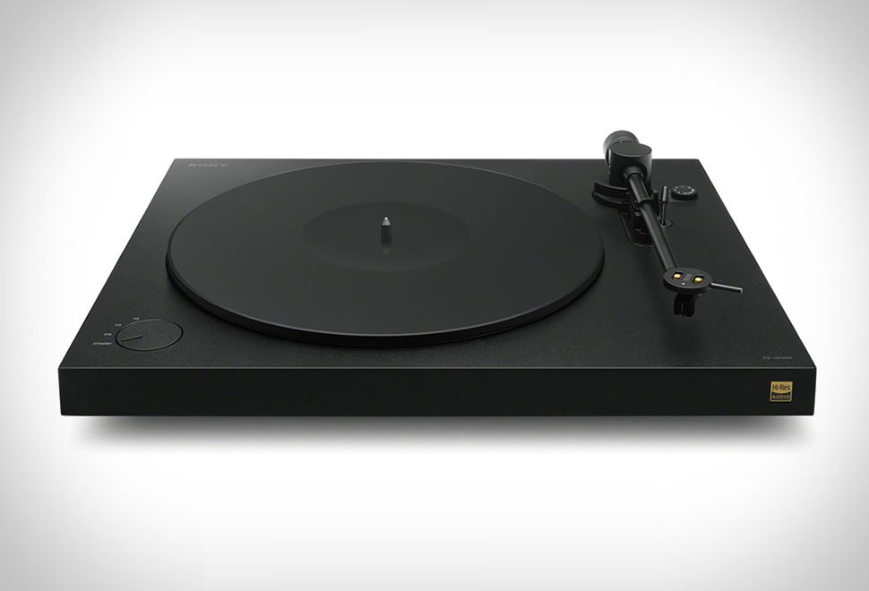 Sony Hi-Res USB Turntable | Image