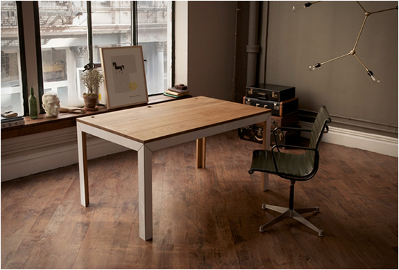 TRIBECA DESK | BY SOREN ROSE | Image