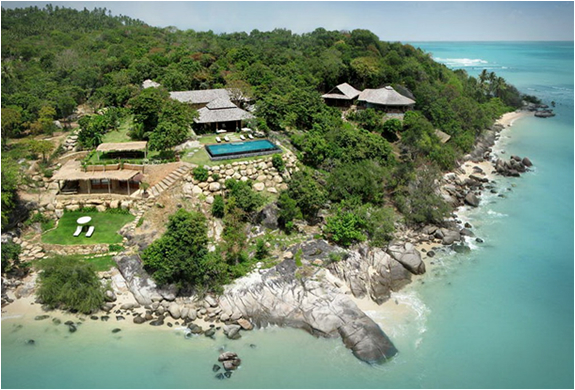 Amazing Beachfront Estate For Sale | Thailand | Image