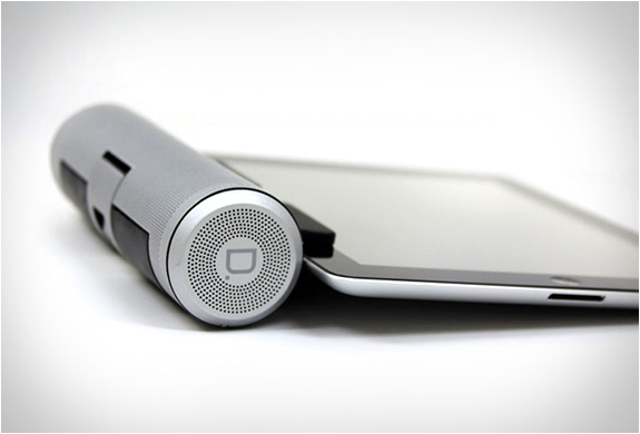 SOUND CYLINDER | FOR IPAD AND MACBOOK | Image
