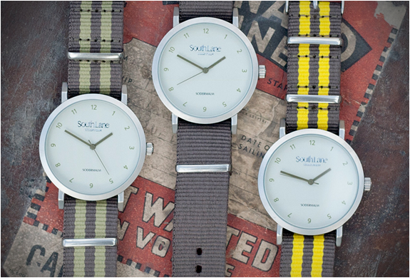 SOUTH LANE WATCHES | SPRING/SUMMER COLLECTION | Image