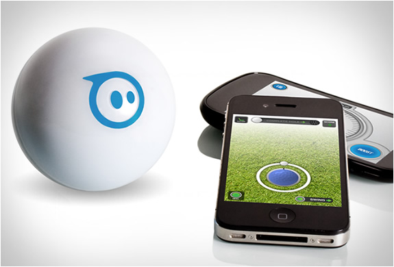 SPHERO | SMARTPHONE CONTROLLED BALL | Image