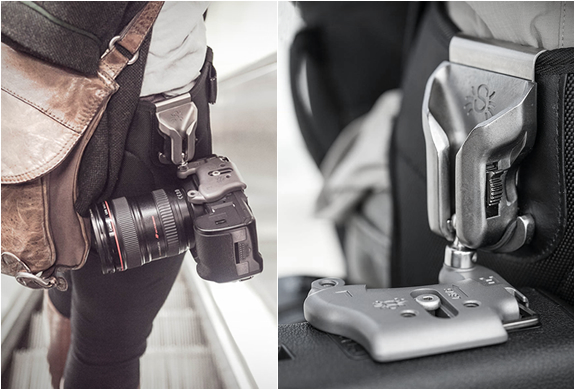 Spider Camera Holster | Image