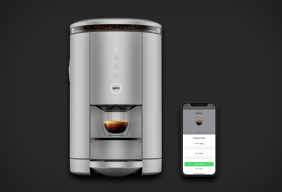 SPINN COFFEE MAKER | Image