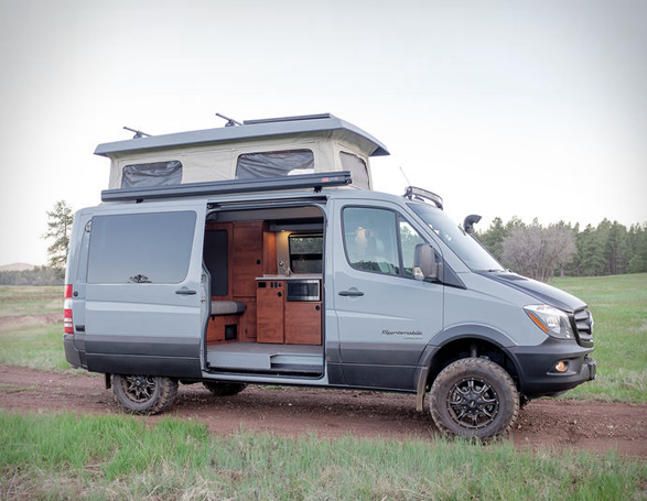 Sportsmobile Sprinter 4x4