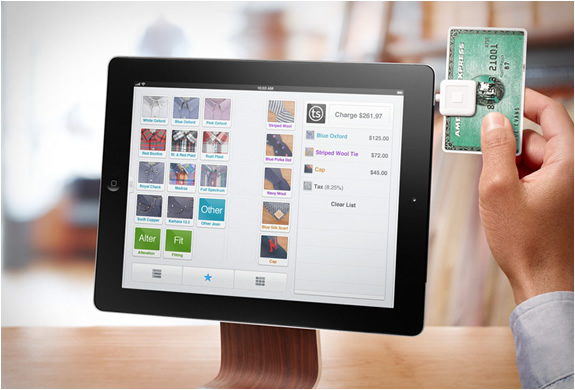 SQUARE REGISTER | TURN YOUR IPAD INTO A REGISTER | Image