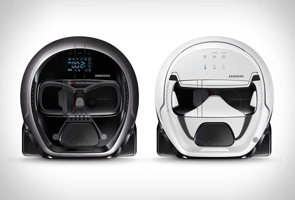 Star Wars POWERbot Vacuums | Image