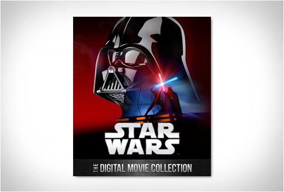 STAR WARS | THE DIGITAL MOVIE COLLECTION | Image