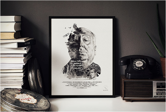 Movie Director Portraits | By Stellavie | Image