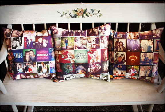 Stitchtagram | Instagram Pillows | Image