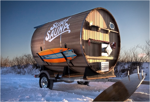 SURF SAUNA | Image