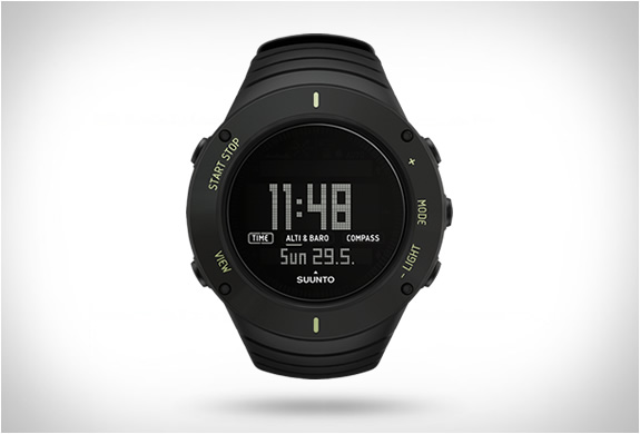 SUUNTO CORE ULTIMATE BLACK | Image
