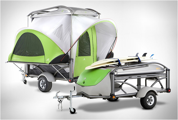 SYLVANSPORT GO CAMPER TRAILER | Image