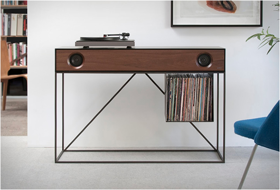 Stereo Console | By Symbol Audio | Image