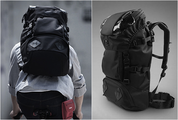 DELUXE 43L BACKPACK | BY T-LEVEL