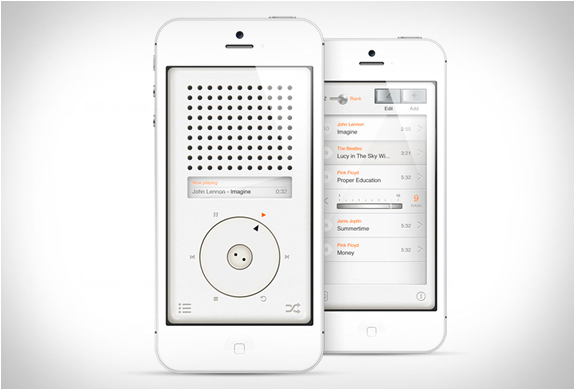 T3 Player: A Simpler Way to Listen to your Music.