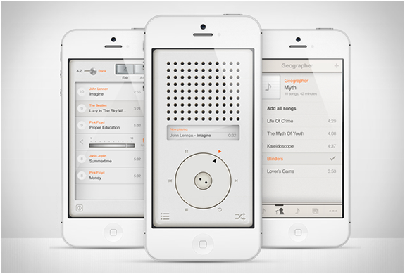 T3 MUSIC PLAYER | Image