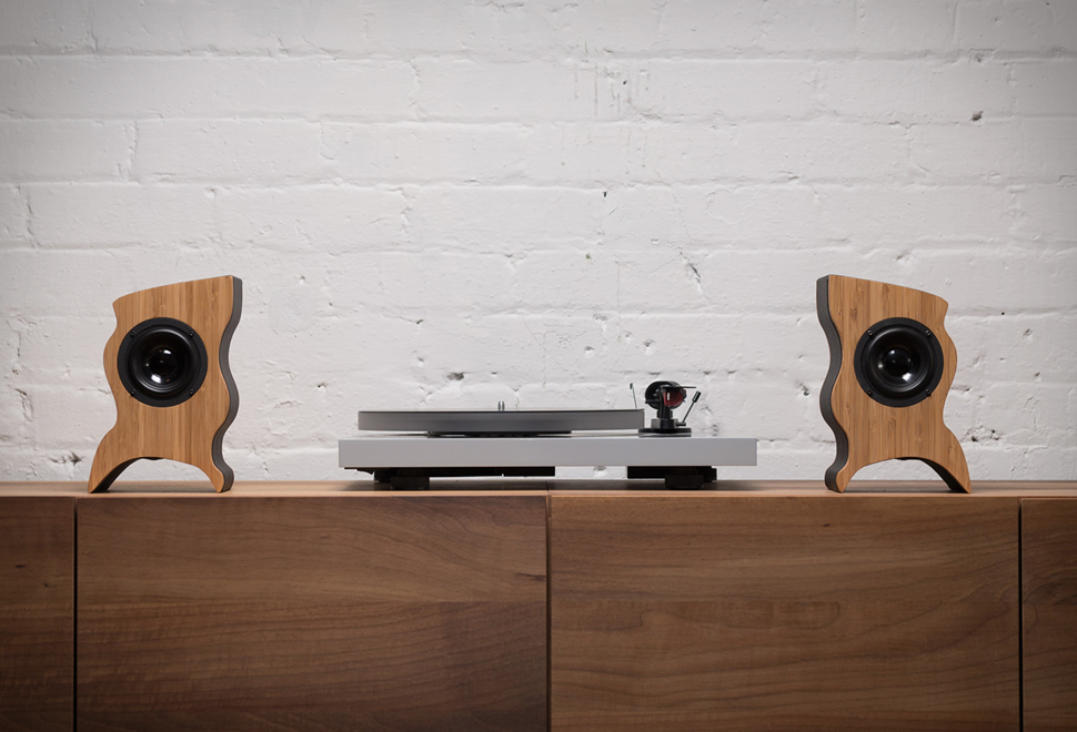 Talisman Speakers | Image