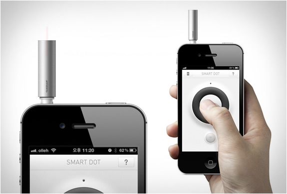 SMART DOT | SMART PHONE LASER POINTER | Image