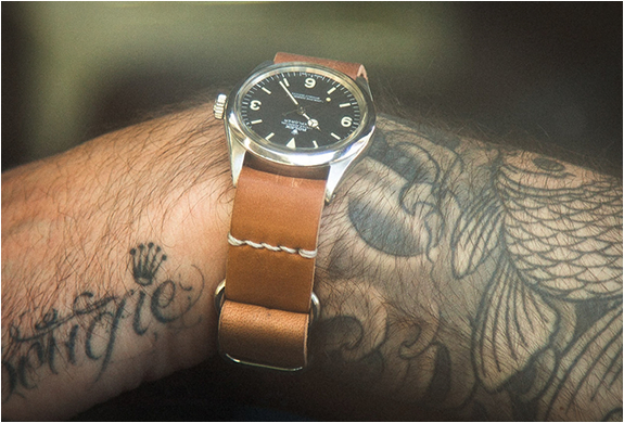 TANNER GOODS WATCH STRAPS | Image