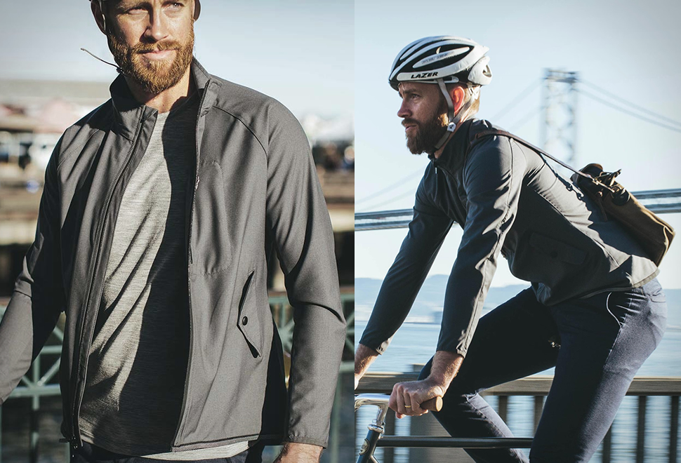 TAYLOR STITCH COMMUTER JACKET | Image