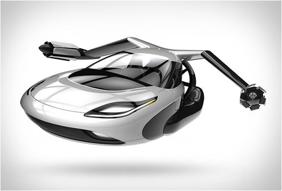 TERRAFUGIA TF-X FLYING CAR | Image