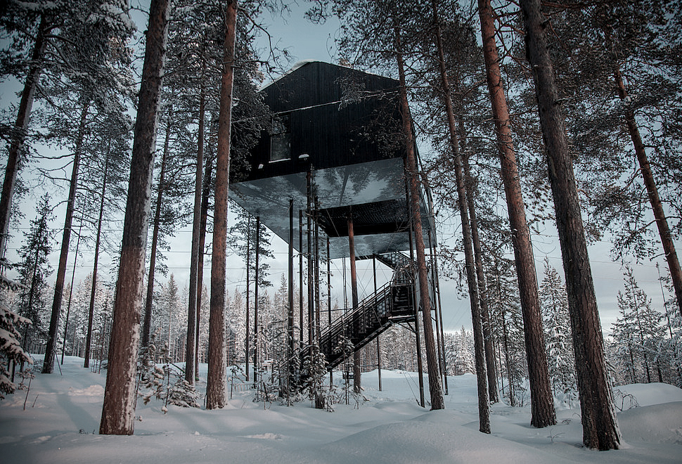 The 7Th Room Treehouse | Image